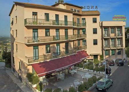Hotel Angiolino - Esterno struttura